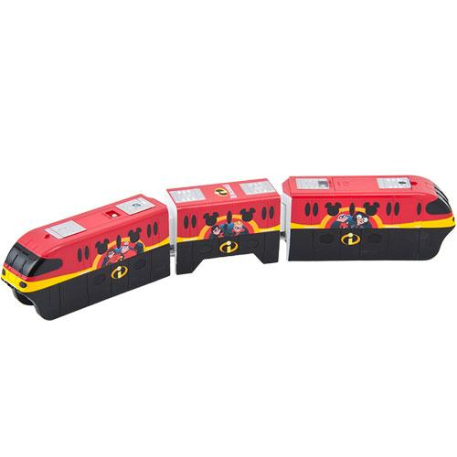 TDR - Tomica Toy Train Car - The Incredibles