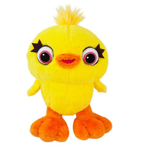 TDR - Fluffy Plush Toy x Ducky