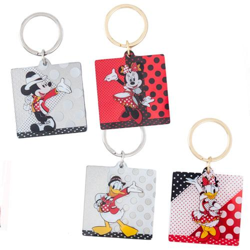 TDR - Very Very MINNIE! - Keychains Set