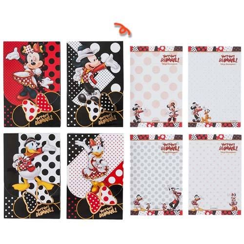 TDR - Very Very MINNIE! - Memo Set