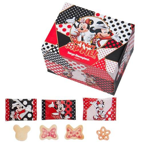 TDR - Very Very MINNIE! - Rice Crackers