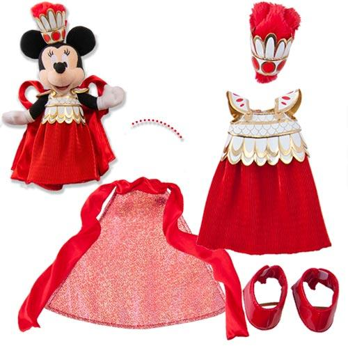 TDR - Very Very MINNIE! - Pozy Plush Toy Costume x Legend of Michika