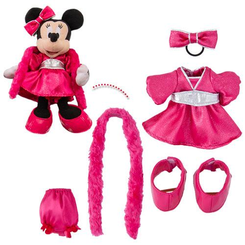 TDR - Very Very MINNIE! - Pozy Plush Toy Costume x Super Danshin Mania