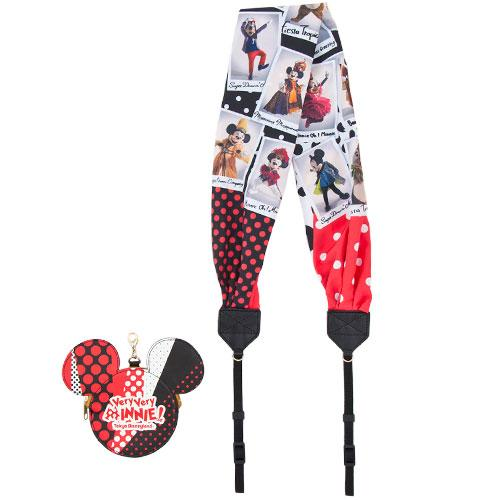 TDR - Very Very MINNIE! - Camera Strap