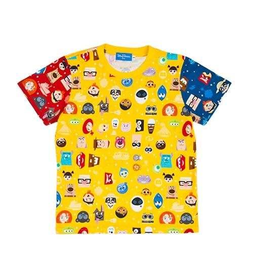 TDR - Pixar Playtime 2020 - Cute Character All-Over-Print T-shirt (Kids)