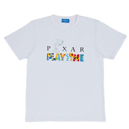 TDR - Pixar Playtime 2020 - Graphic T-shirt (White) (Adult)