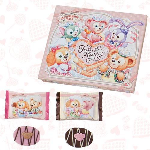 TDR - Duffy & Friends' Heartwarming Days 2020 - Chocolates Covered Rusks
