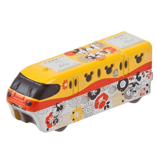"TDR - ""Four Seasons at Tokyo Disney Resort Collection"" - Tomica Toy Car"