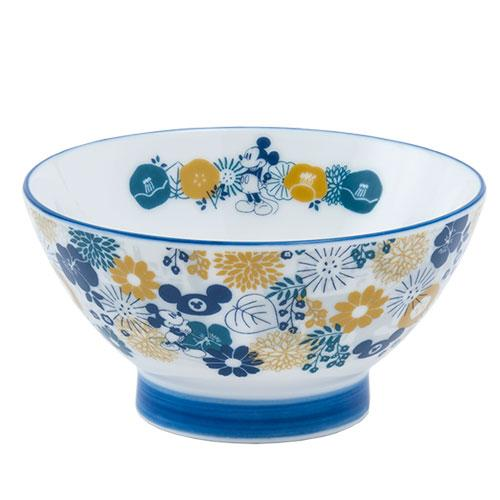 "TDR - ""Four Seasons at Tokyo Disney Resort Collection"" - Bowl x Mickey Mouse"
