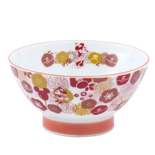 "TDR - ""Four Seasons at Tokyo Disney Resort Collection"" - Bowl x Minnie Mouse"