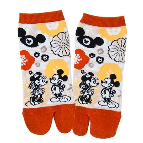 "TDR - ""Four Seasons at Tokyo Disney Resort Collection"" - Socks"