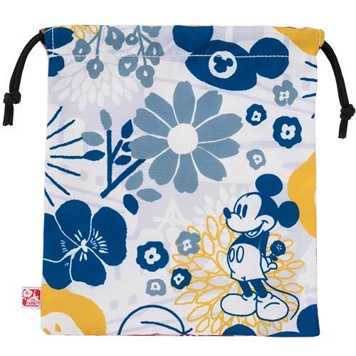 "TDR - ""Four Seasons at Tokyo Disney Resort Collection"" - Drawstring Bag x Mickey & Minnie Mouse (2 Sided)"