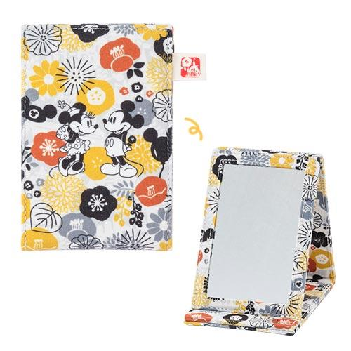 "TDR - ""Four Seasons at Tokyo Disney Resort Collection"" - Foldable Mirror"