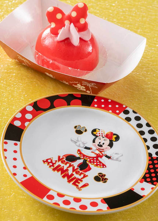 TDR - Very Very MINNIE! - Souvenir Plate