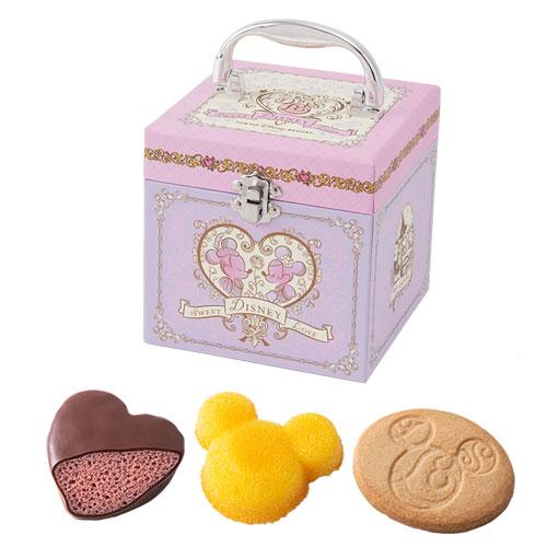 TDR - Disney Sweet Love - Assorted Sweets Box