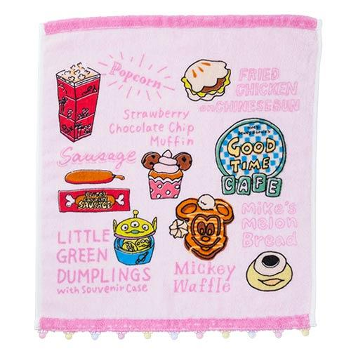 TDR - Food Theme x Pink Collection - Wash Towel