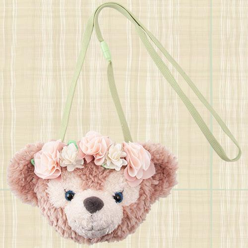 TDR - Duffy & Friends Spring in Bloom - Crossbody Plush Passholder - ShellieMay
