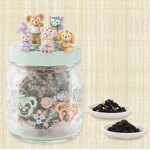 TDR - Duffy & Friends Spring in Bloom - Assorted Tea with Bottle Set