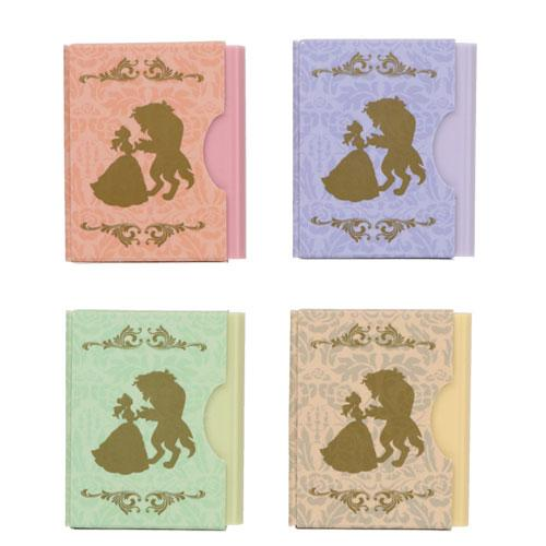 TDR - Enchanted Tale of Beauty and the Beast Collection - Erasers Set