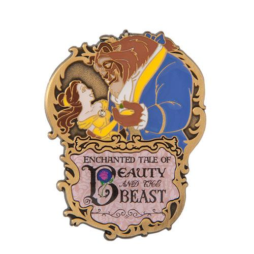 TDR - Enchanted Tale of Beauty and the Beast Collection - Pin