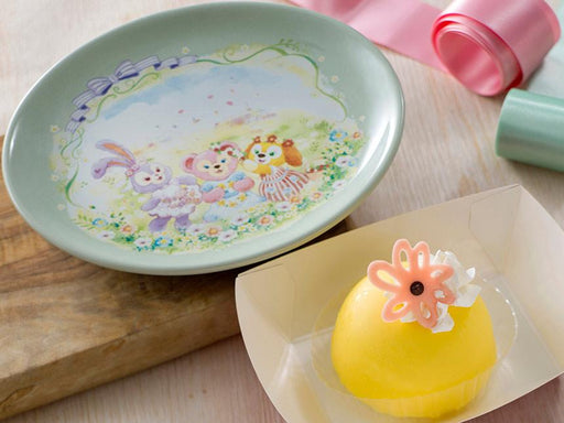 TDR - Duffy & Friends Spring in Bloom - Souvenir Plate