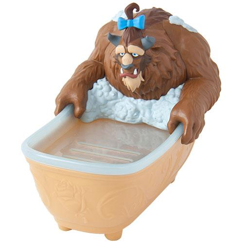 TDR - Beauty and the Beast Magical Story Collection - Soap Tray x Beast