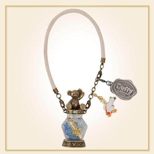TDR - Duffy & Friends Custom-Made Happiful Bottle Accessories - Charm Tippy Blue