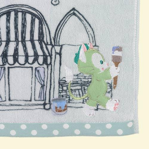 TDR - Duffy & Friends - Face Towel  x Gelatoni