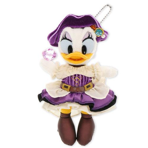 "TDR - ""Disney Pirates Summer 2020"" Collection - Plush Toy & Badge - Daisy Duck"