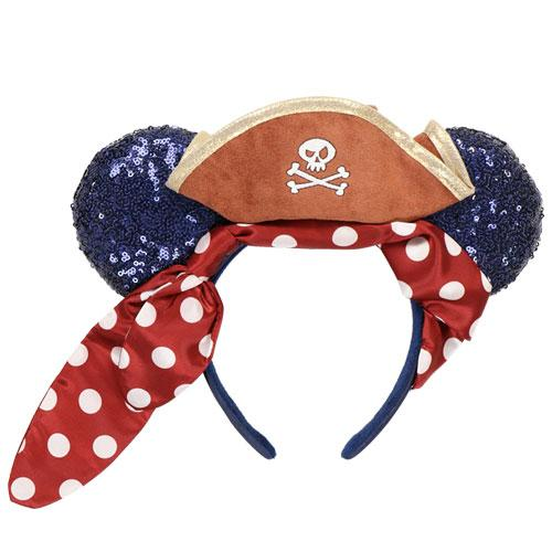 "TDR - ""Disney Pirates Summer 2020"" Collection - Ear Headband"