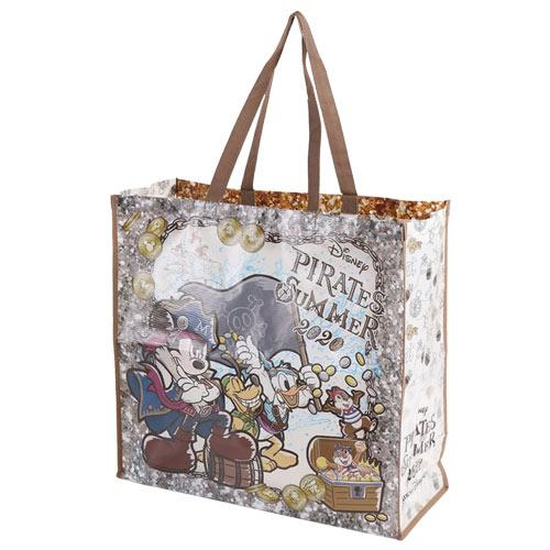 "TDR - ""Disney Pirates Summer 2020"" Collection - Eco/Shopping Bag"
