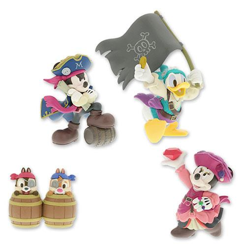 "TDR - ""Disney Pirates Summer 2020"" Collection - Secret Random Figure Box"