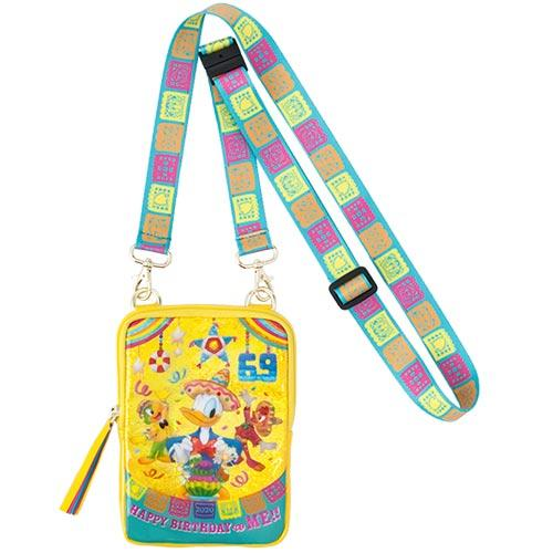 "TDR - ""Donald Duck Happy Birthday to ME 2020"" Collection - Long Strap Bag"