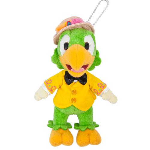 "TDR - ""Donald Duck Happy Birthday to ME 2020"" Collection - Plush Keychain x José Carioca"