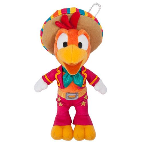 "TDR - ""Donald Duck Happy Birthday to ME 2020"" Collection - Plush Keychain x Panchito Pistoles"