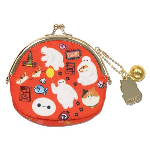 TDR - Japanese Good x Baymax & Mochi Collection - Baymax & Mochi Coin Purse