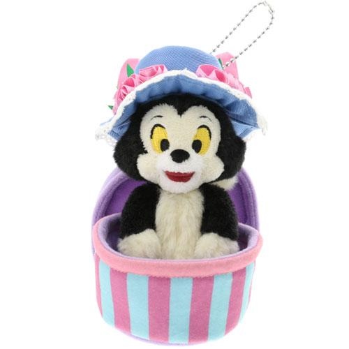 TDR - Minnie's Style Studio Collection - Plush Keychain x Figaro