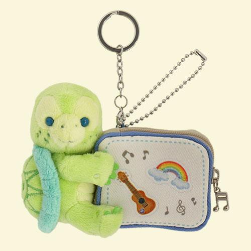 "TDR - Duffy & Friends ""Say Cheese!"" - Plush Toy Keychain with Pouch x Olu Mel"
