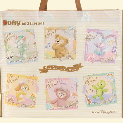 "TDR - Duffy & Friends ""Say Cheese!"" - Eco/Shopping Bag"