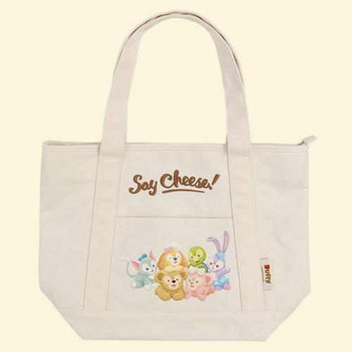 "TDR - Duffy & Friends ""Say Cheese!"" - Tote Bag"