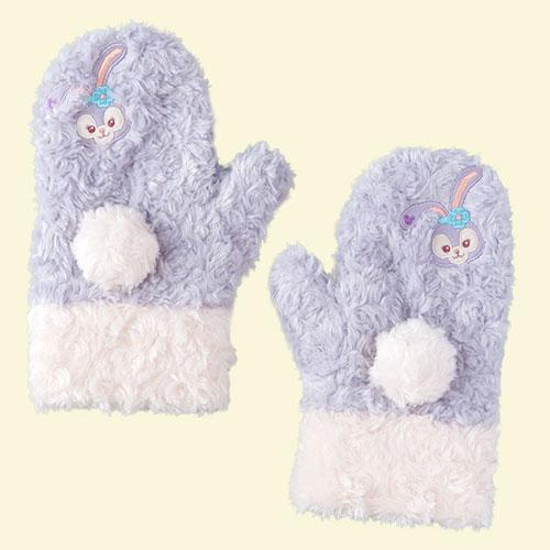 TDR - Duffy & Friends - Fluffy Winter Gloves x StellaLou