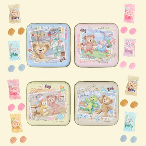 "TDR - Duffy & Friends ""Say Cheese!"" - Candies Box Set"