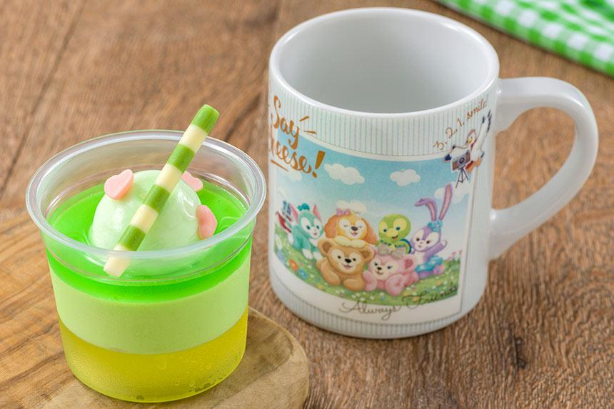 "TDR - Duffy & Friends ""Say Cheese!"" - Souvenir Mug"