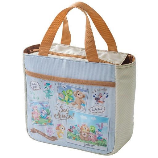 "TDR - Duffy & Friends ""Say Cheese!"" - Souvenir Lunch Bag"