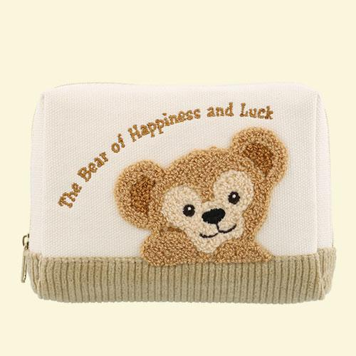 TDR - Pouch x Embroidery Duffy