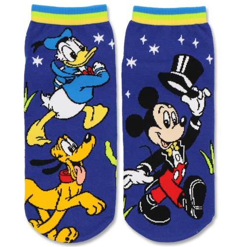 "TDR - ""Tokyo Disney Resort 2021"" Collection - Sock x Mickey, Donald & Pluto"