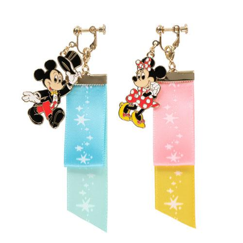 "TDR - ""Tokyo Disney Resort 2021"" Collection - Earrings Set"