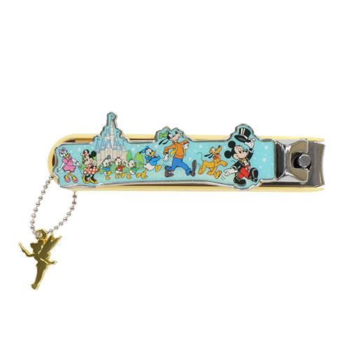 "TDR - ""Tokyo Disney Resort 2021"" Collection - Nail Clipper"