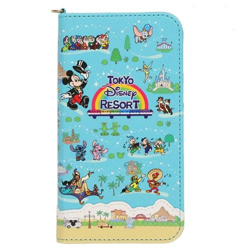 "TDR - ""Tokyo Disney Resort 2021"" Collection - SmartPhone Case"