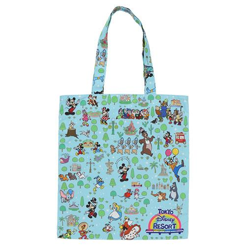 "TDR - ""Tokyo Disney Resort 2021"" Collection - Tote Bag"